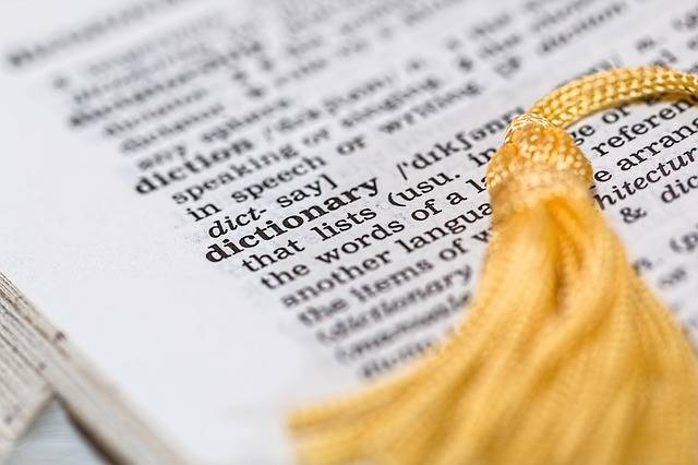 Dictionary Reference Book Learning - Free photo on Pixabay (373832)