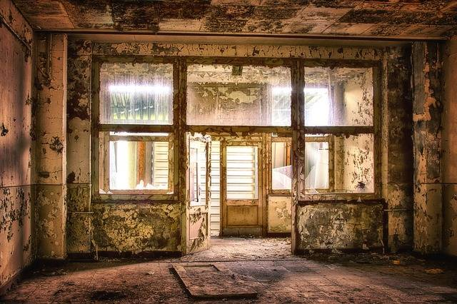 Lost Places Pforphoto Building - Free photo on Pixabay (373837)
