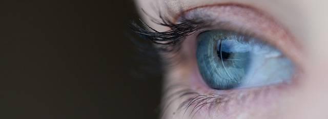 Eye Blue Eyelashes - Free photo on Pixabay (378047)