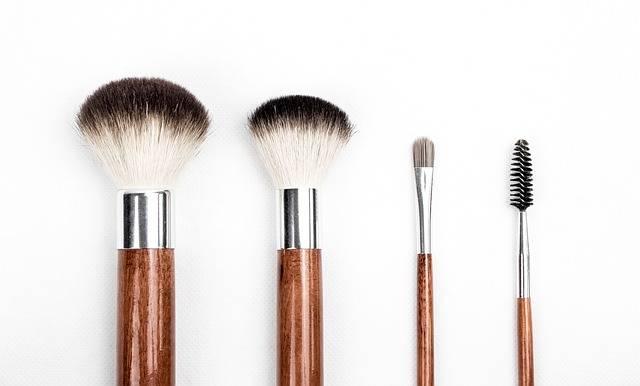 Brush Makeup Make - Free photo on Pixabay (378350)
