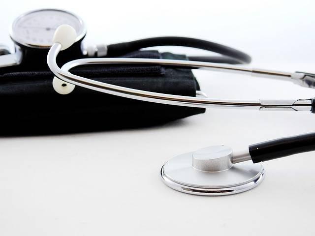 Stethoscope Doctor Medical Blood - Free photo on Pixabay (378468)