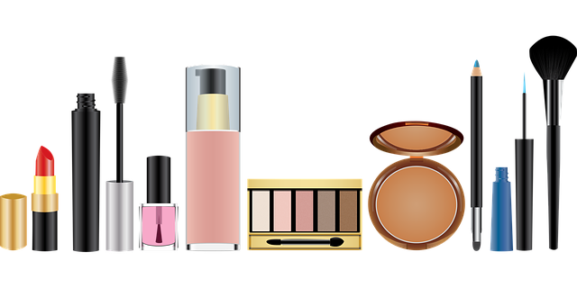 Cosmetics The Make Up Woman - Free vector graphic on Pixabay (378959)