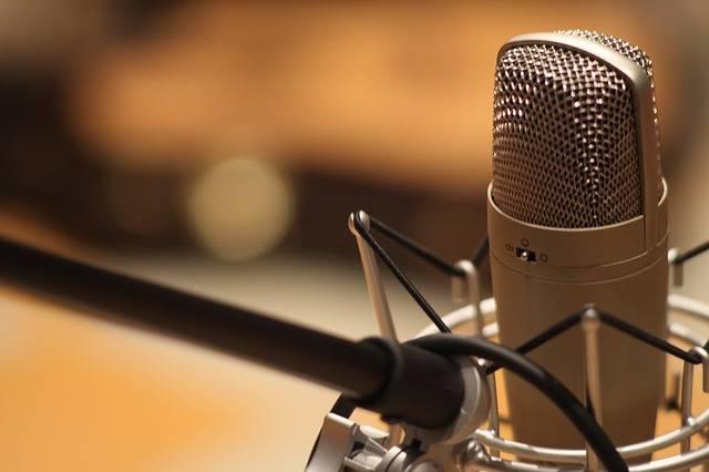 Microphone Music Studio - Free photo on Pixabay (382012)
