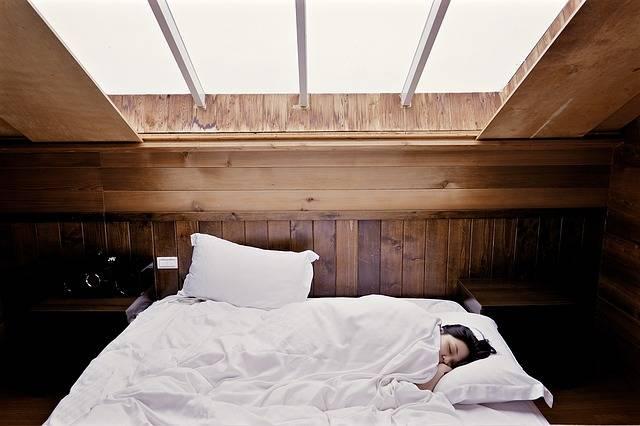 Sleep Bed Woman - Free photo on Pixabay (382647)