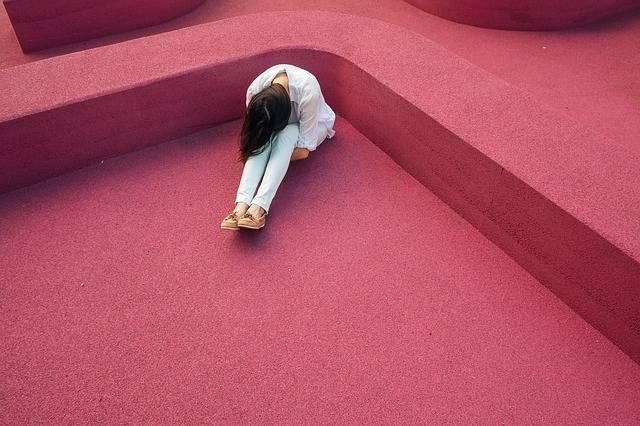 Girl Upset Sad - Free photo on Pixabay (382651)