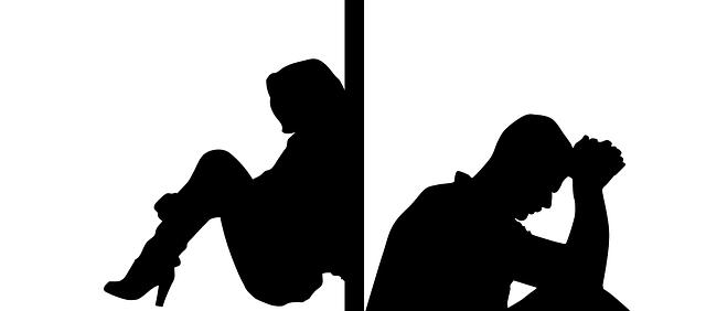 Divorce Separation Relationship - Free image on Pixabay (383480)