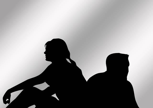 Pair Man Woman - Free image on Pixabay (389797)