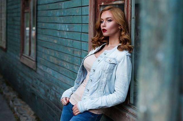 Girl Red Hair Makeup - Free photo on Pixabay (390782)