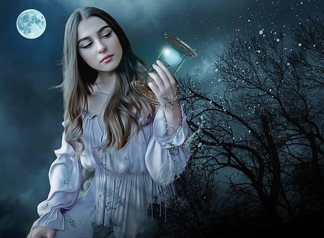 Gothic Fantasy Dark - Free image on Pixabay (390784)