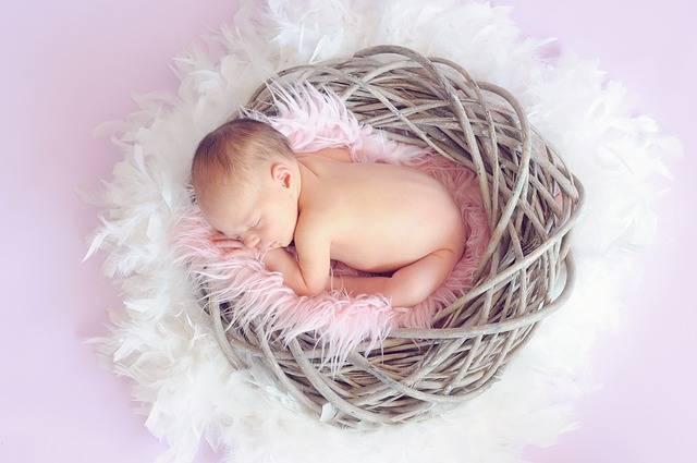 Baby Sleeping Girl - Free photo on Pixabay (394499)