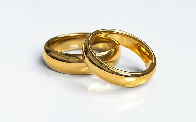 Wedding Rings Engagement - Free photo on Pixabay (394501)