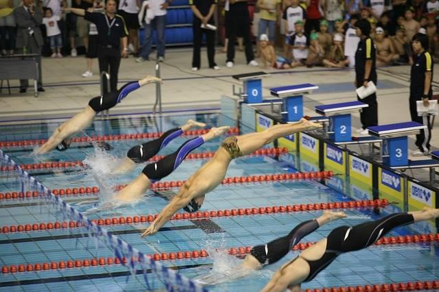 Swimming Pool Swimmer - Free photo on Pixabay (395171)
