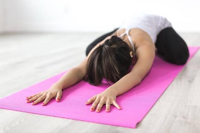 People Woman Yoga - Free photo on Pixabay (396292)