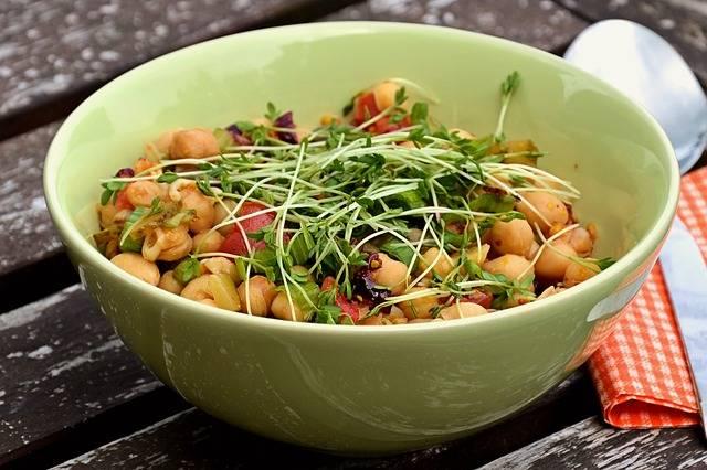 Soup Salad Cress - Free photo on Pixabay (396300)