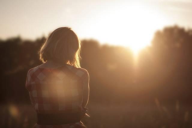 Sunset Alone Thinking - Free photo on Pixabay (404930)