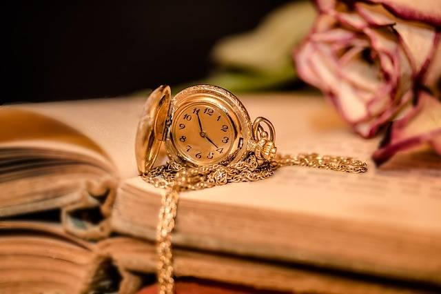 Clock Ladies Pocket Watch Time - Free photo on Pixabay (405930)