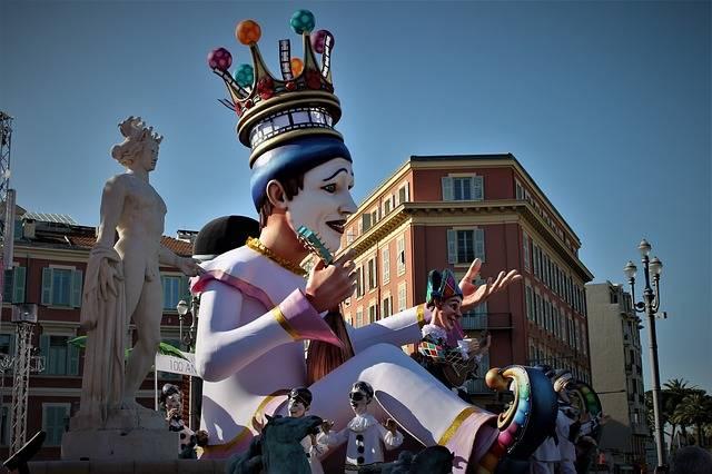 Carnival Nice - Free photo on Pixabay (406454)