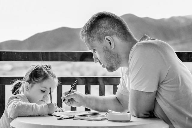 Girl Father Portrait - Free photo on Pixabay (406455)