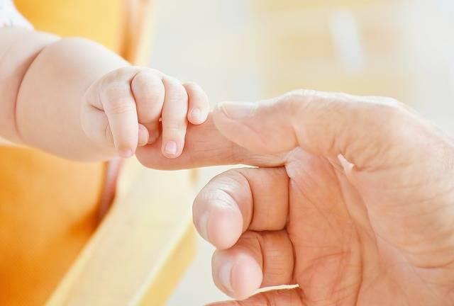 Baby Hand Infant - Free photo on Pixabay (406459)