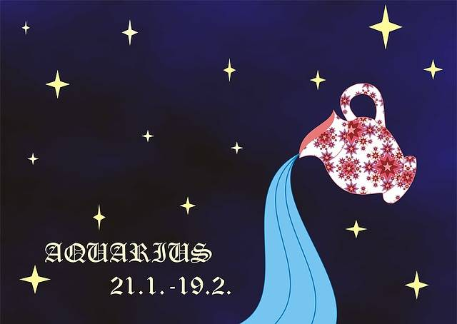 Horoscope Sign Zodiac Of The - Free image on Pixabay (407479)