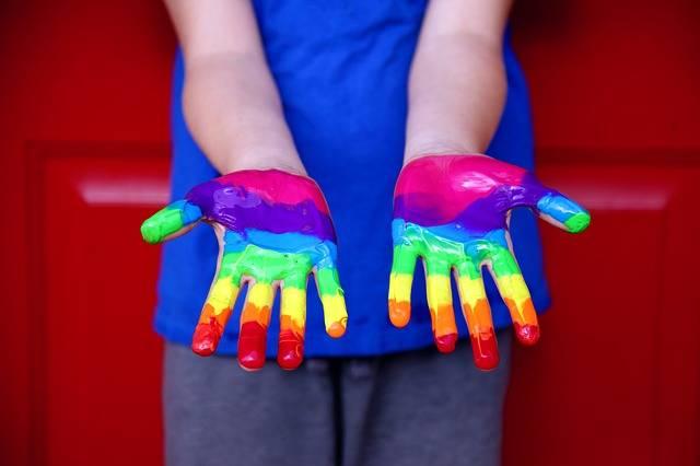 Human Rights Equality Rainbow - Free photo on Pixabay (407552)