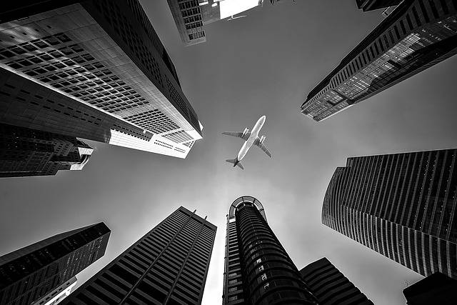 Airline Architecture Buildings - Free photo on Pixabay (410533)
