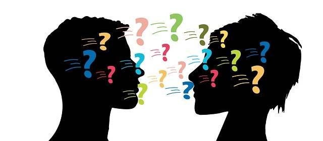 Man Woman Question Mark - Free image on Pixabay (420813)