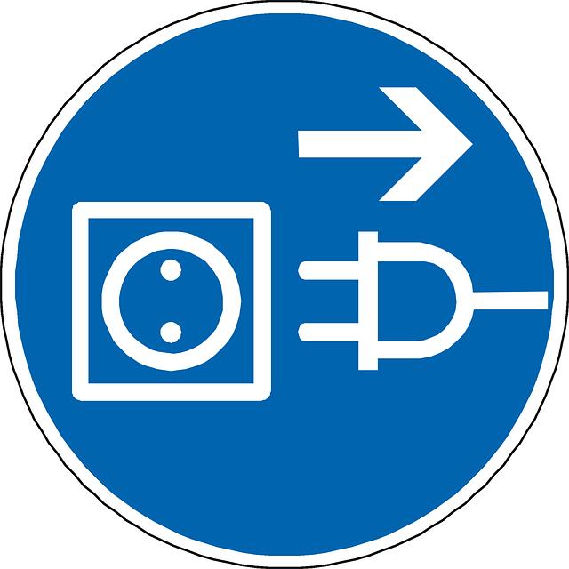 Unplug Plug Cable - Free vector graphic on Pixabay (427085)