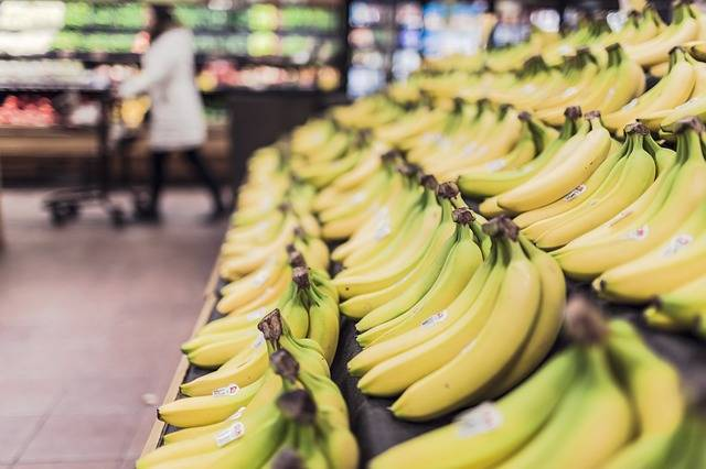Bananas Fruits Food Grocery - Free photo on Pixabay (427103)