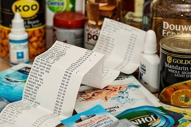 Shopping Spending Till Slip - Free photo on Pixabay (427253)