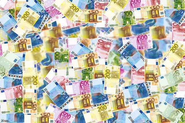 Bills Money Euro - Free photo on Pixabay (427367)