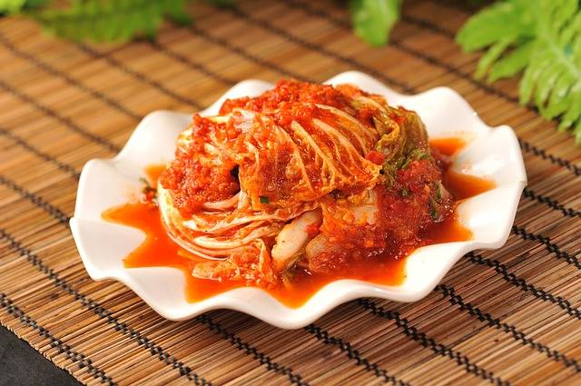 Korean Cabbage In Chili Sauce - Free photo on Pixabay (427382)