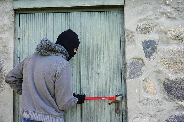 Thief Burglary Break Into - Free photo on Pixabay (447101)