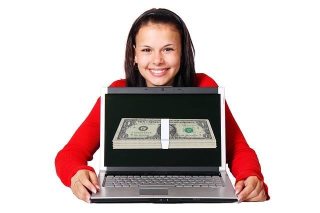 Make Money Online - Free image on Pixabay (457855)