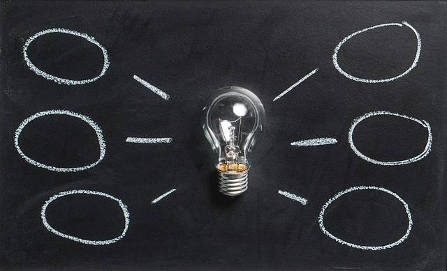 Mindmap Brainstorm Idea - Free photo on Pixabay (457856)