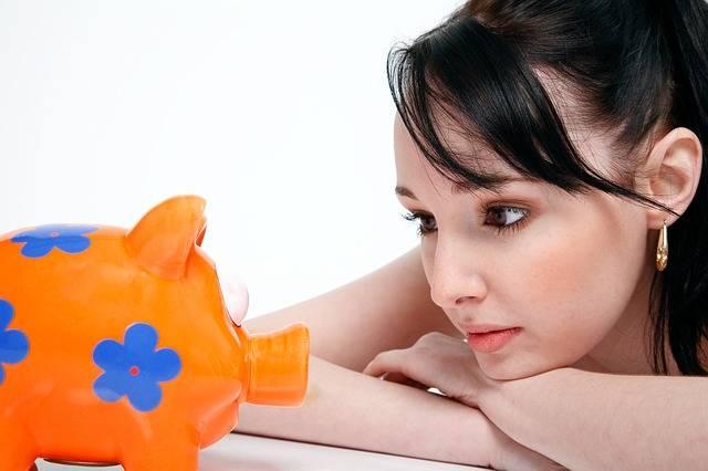 Piggy Bank Saving Money Young - Free photo on Pixabay (457865)
