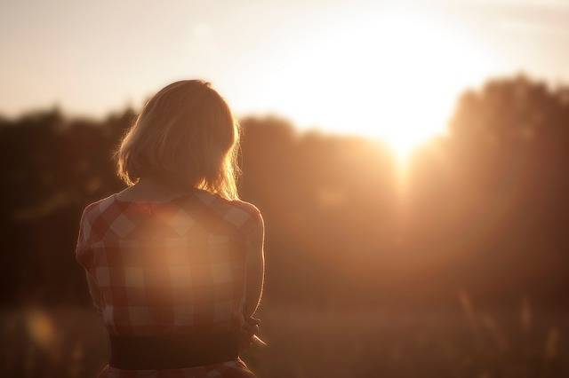 Woman Person Sunset - Free photo on Pixabay (459967)