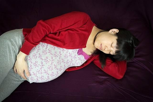 Woman Pregnant Asian - Free photo on Pixabay (459982)
