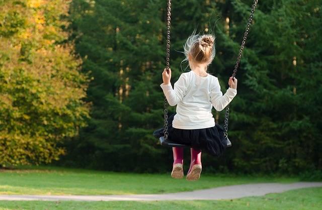 Girl Swing Rocking - Free photo on Pixabay (461941)