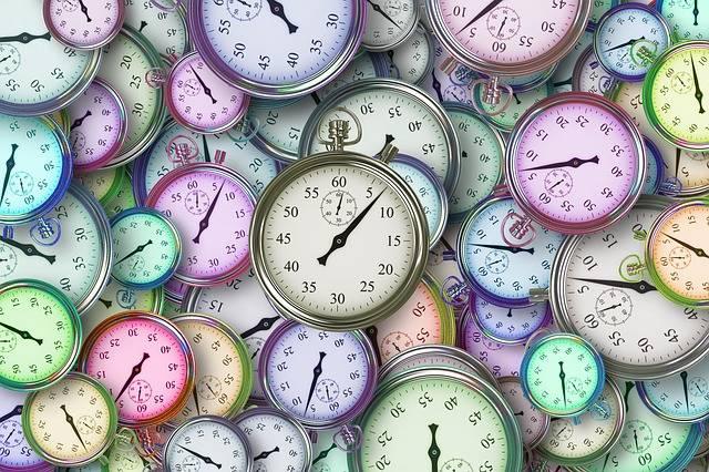 Time Management Stopwatch - Free image on Pixabay (464605)
