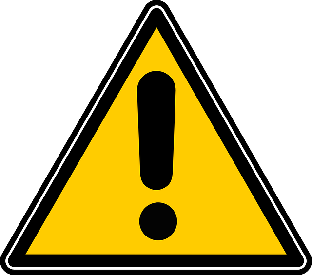 Sign Caution Warning - Free vector graphic on Pixabay (464666)