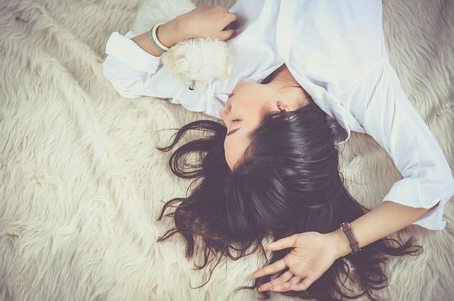 Girl Sleep Female - Free photo on Pixabay (470912)