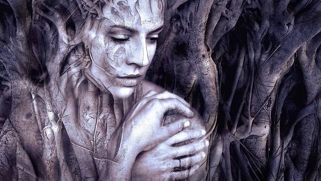 Composing Woman Fantasy - Free image on Pixabay (470914)