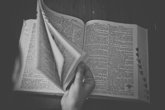 Dictionary Book - Free photo on Pixabay (475778)