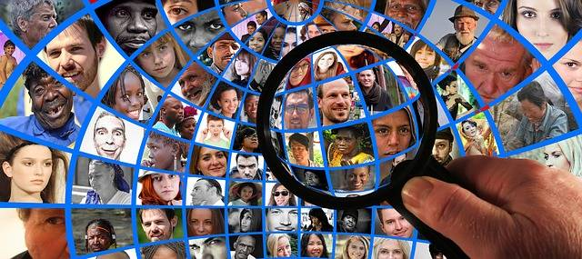 Magnifying Glass Human Head - Free image on Pixabay (481580)