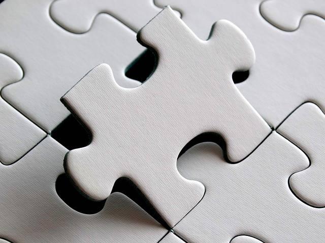 Puzzle Last Particles Piece - Free photo on Pixabay (482974)