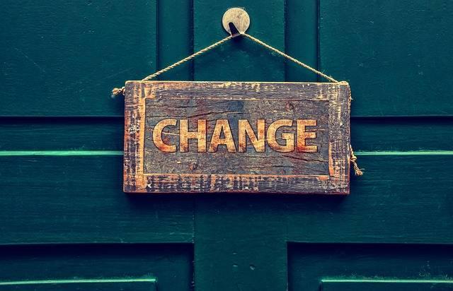 Change Board Door New - Free photo on Pixabay (483077)