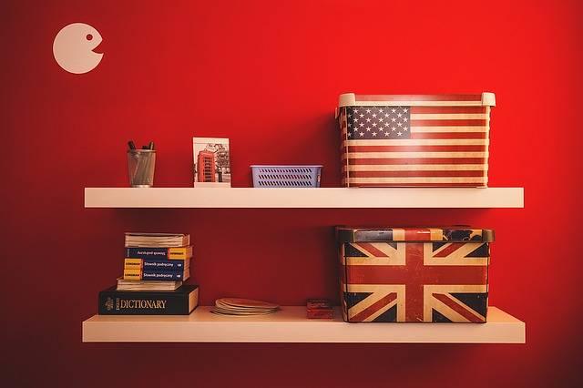 American Books Boxes - Free photo on Pixabay (507526)