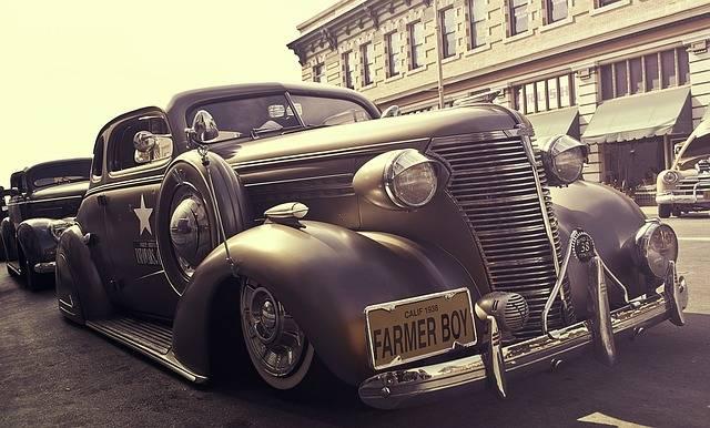 Vintage Car Oldtimer Classic - Free photo on Pixabay (508035)