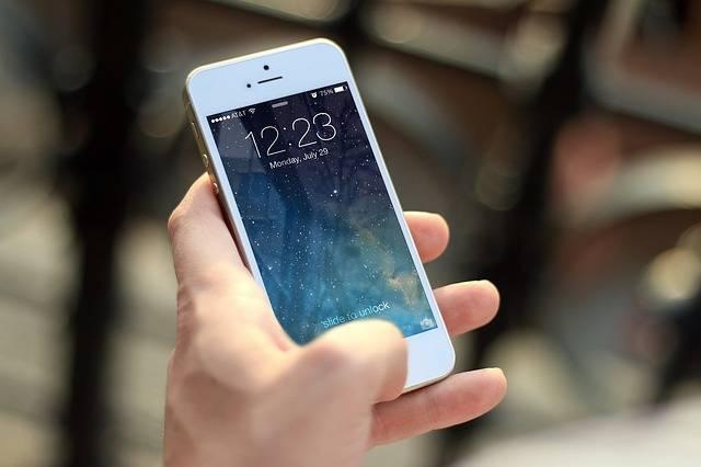 Iphone Smartphone Apps Apple - Free photo on Pixabay (510651)